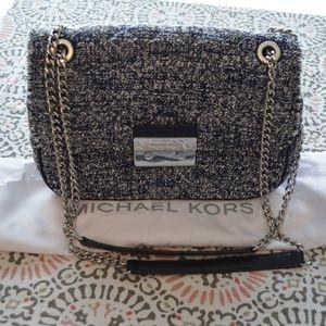 Michael Kors Large Sloan Tweed Bag
